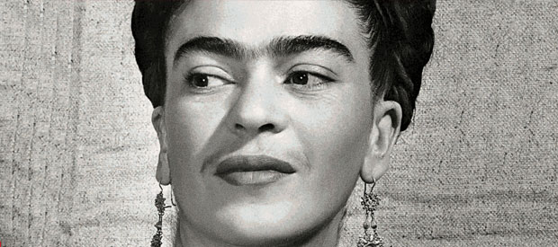 The Pain, The Art, The Life of Frida Kahlo