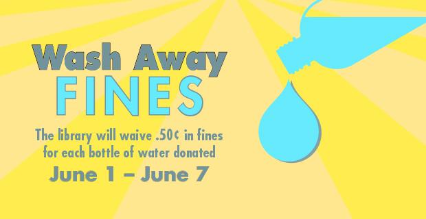 Wash Away Fines
