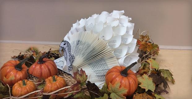 Bookfolding Turkey