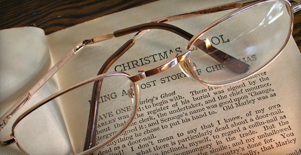 Virtual Classics Book Club: A Christmas Carol