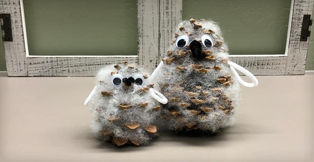 Owl Crafty Storytime