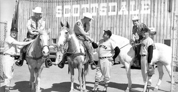 Scottsdale & Baseball