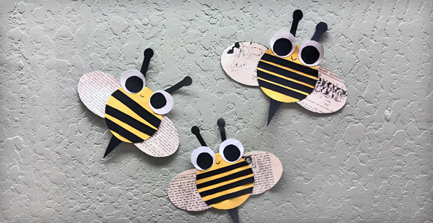 Crafty Storytime - Bees