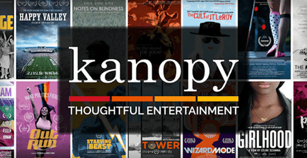 Kanopy – Thoughtful Entertainment
