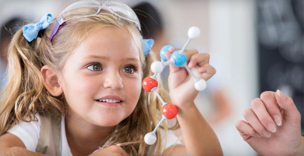 Virtual Fun with Math & Science