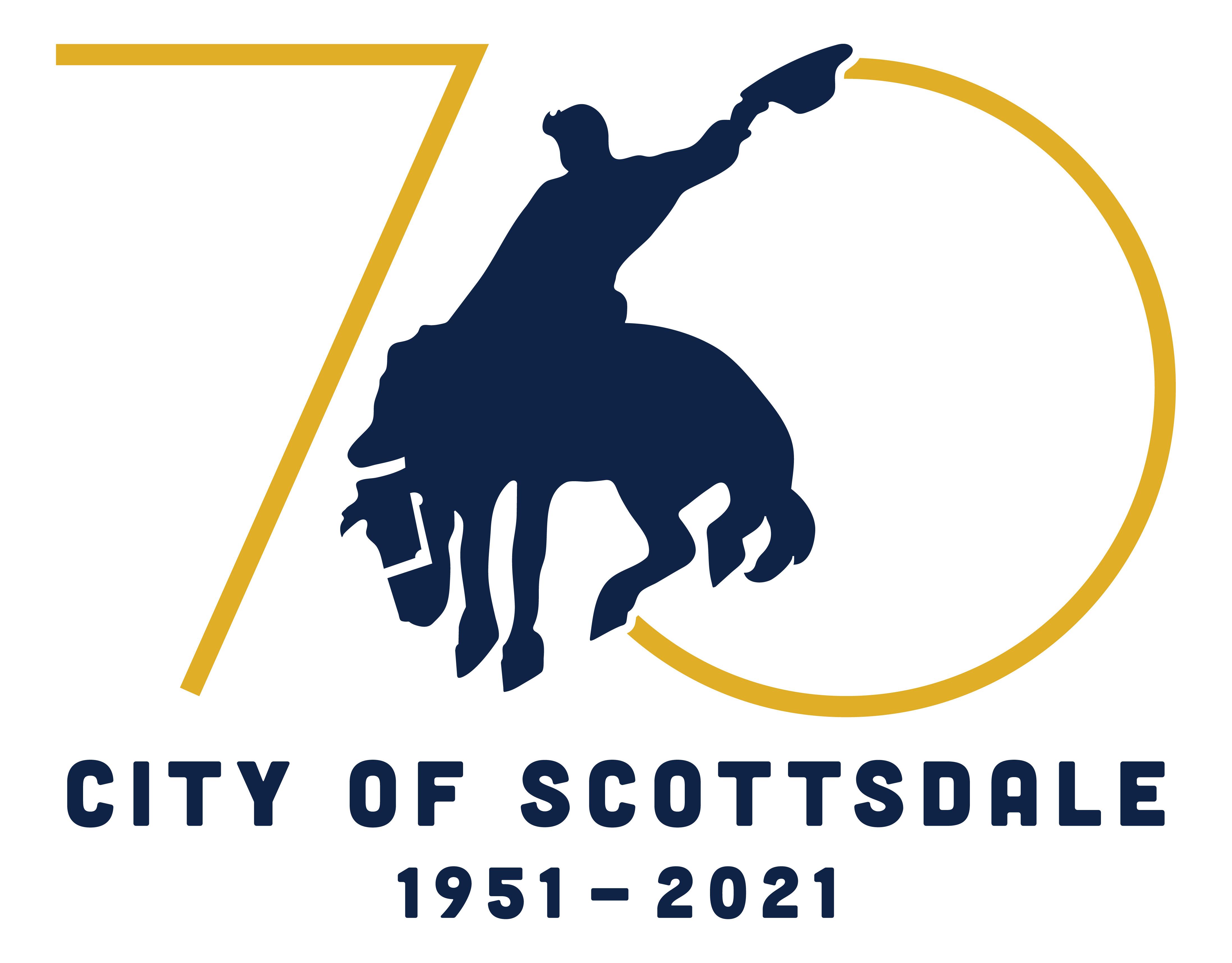 Happy 70th Birthday, Scottsdale!