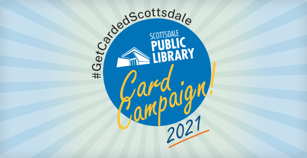 Library Card Campaign