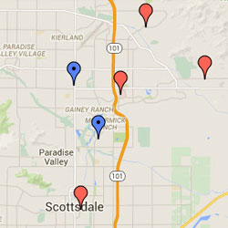 Locations & Hours - Scottsdale Public Library