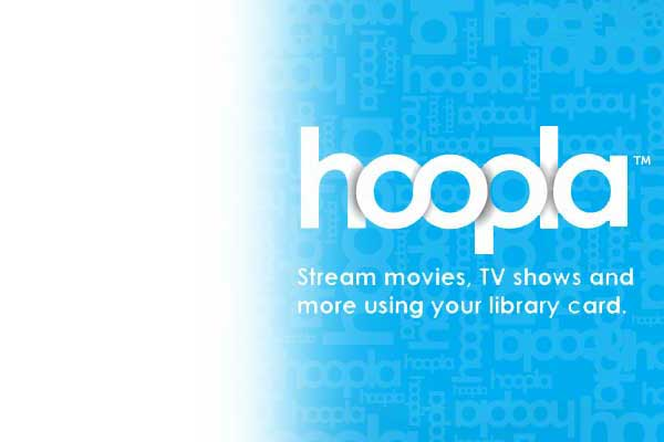Hoopla Digital Opens in new window