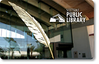 Scottsdale Library card