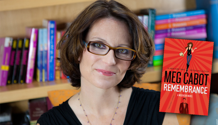 Meg Cabot Author Event