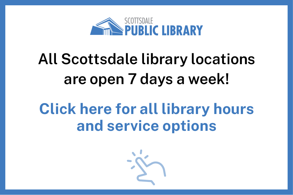 Scottsdale Public Library - Welcome!